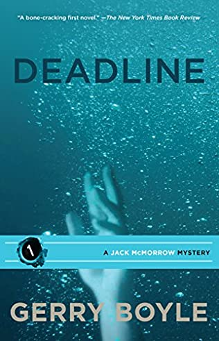 book cover of Deadline