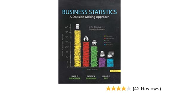 Amazon business statistics 9th edition 9780133021844 david amazon business statistics 9th edition 9780133021844 david f groebner patrick w shannon phillip c fry books fandeluxe Images