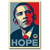 Barack Obama FAIREY (Hope) RARE Campaign Poster 24 x 36