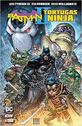 Batman/Tortugas Ninja II: Amazon.es: James Tynion IV ...
