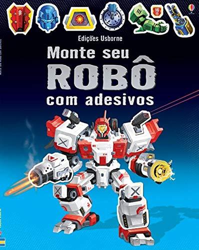 Monte Robô Adesivos Simon Tudhope