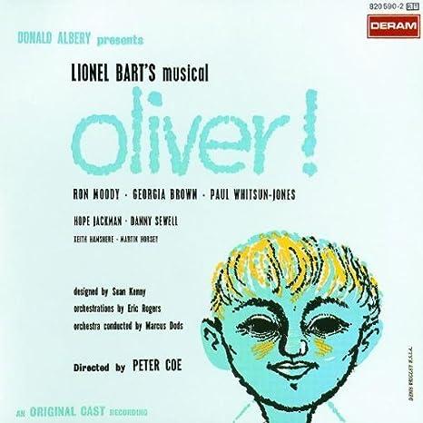 oliver! by Ron Moody : Ron Moody, Georgia Brown: Amazon.es ...