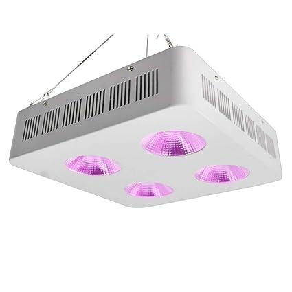 Lámparas Cultivo-800W COB LED Lámpara De Planta Para El Cultivo De Plantas De Interior