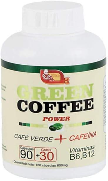 Green Coffee 120 Cápsulas 500mg Mosteiro Devakan