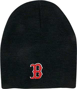 7079357f1a9aca sweden mlb boston red sox mens 47 brand raised knit beanie navy 24af5 08cc1