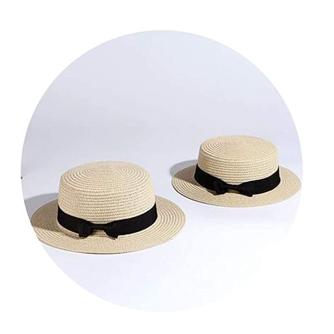 a0819147d05 Image Unavailable. Image not available for. Color: CouGoo Summer Women Straw  Hat ...
