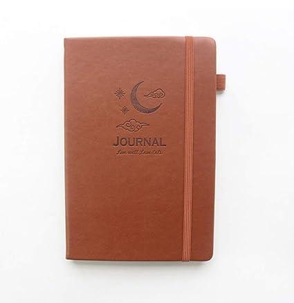 Cuadernos Papelería Calendario Vintage Planificador diario ...