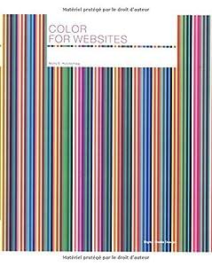 Color for Websites (Digital Media Design) by Molly Holzschlag (2001-10-26)