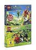 LEGO - Legends of Chima DVD 1 + Ninjago DVD 1