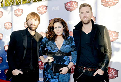 Buy lady antebellum poster