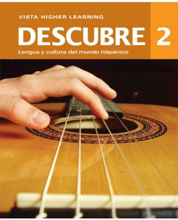 Download Descubre ©2014, Level 2 Student Edition, Supersite Code & ecuaderno code PDF