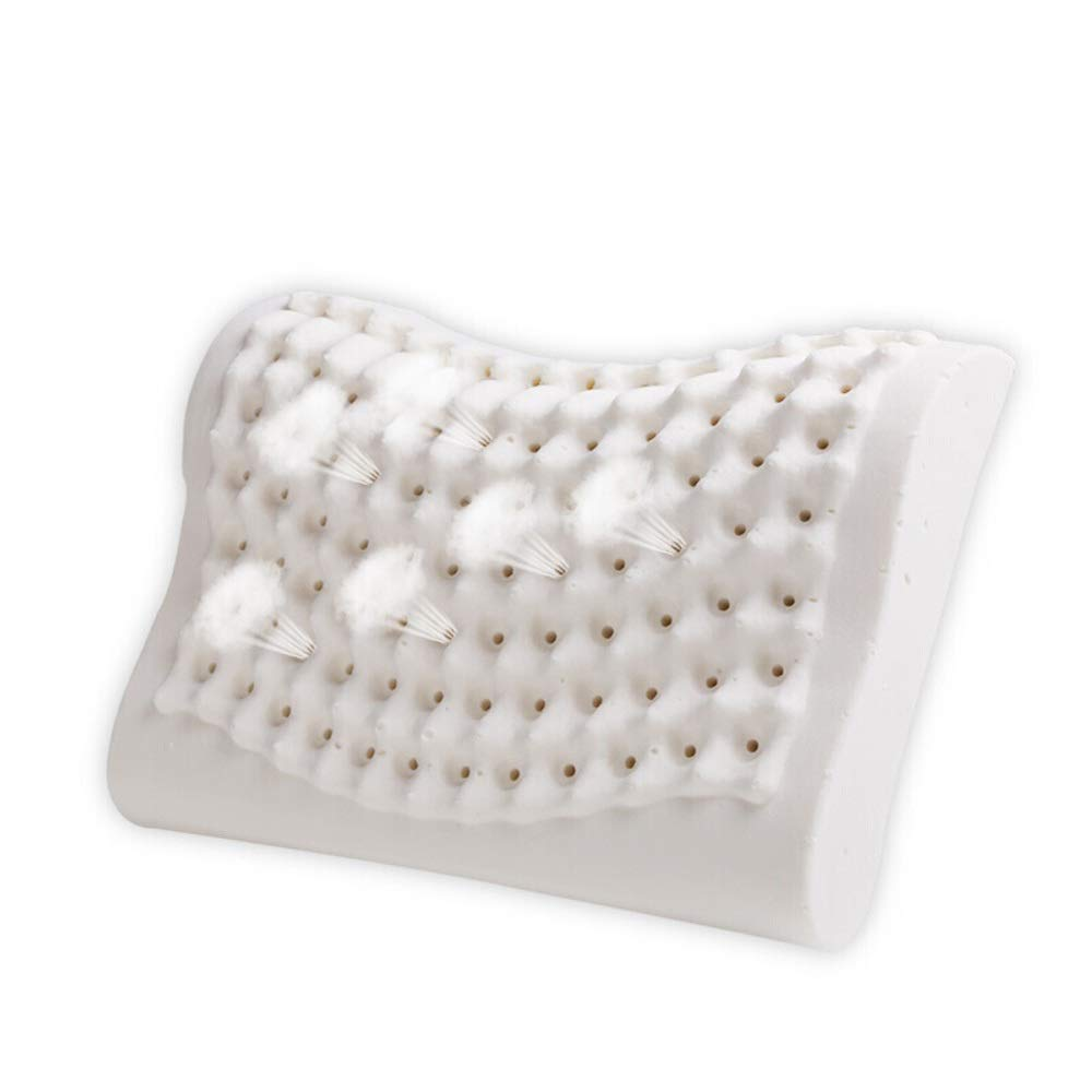 WTGG-Home Textile Latex Pillow - Pillow Thai Natural Latex Pillow Cervical Pillow Memory Pillow /&
