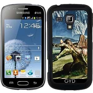 Funda para Samsung Galaxy S Duos S7562 - Ichthyovenator by Gatterwe