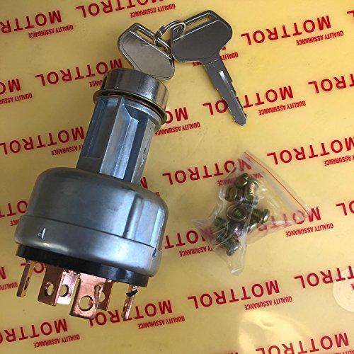 komatsu ignition switch - 9