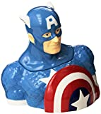 Westland Giftware Captain America Cookie Jar