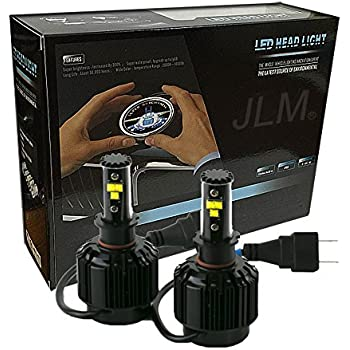 Amazon Com Jlm H3 5000k Led Headlight Conversion Kit 60w