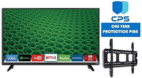 Vizio D32F-E1 D-Series 32 Class Full Array LED Smart TV   +