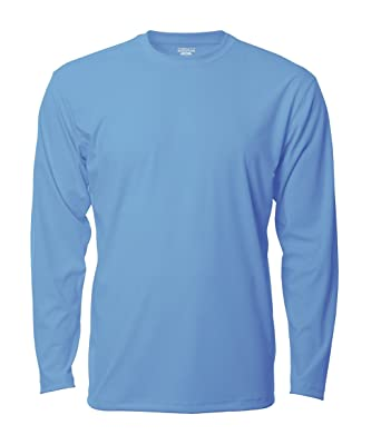 baf245d20543 Denali Performance Men's Teaser UPF 50+ ProtectUV Mega Solar Long Sleeve T- Shirt