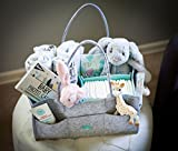 Baby Diaper Caddy Organizer - Baby Shower Gift