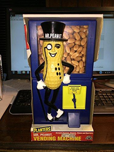 peanut vending machine for sale only 2 left at 70. Black Bedroom Furniture Sets. Home Design Ideas