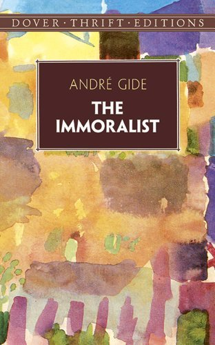 The Immoralist (Dover Thrift Editions) by André Gide(July 11, 1996) Paperback