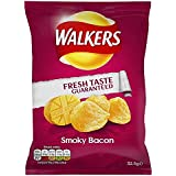 Walkers Crisps Smokey Bacon 32.5 g (48 Pack)