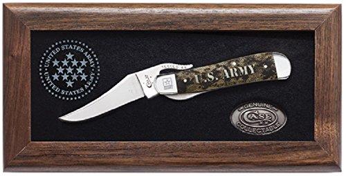 W.R. Case & Sons Cutlery U.S. Army Russlock Commemorative Knife
