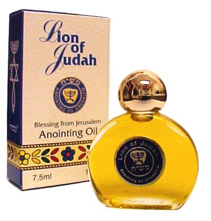 Price comparison product image Top Seller Lion of Judah - Anointing Oil (Product No.: 7MS-21)