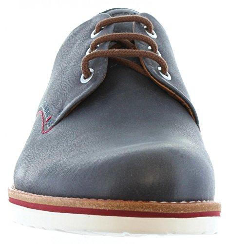 Zapatos de Hombre PANAMA JACK KITO C33 NAPA BLUE JEANS