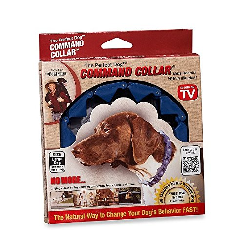 Don-Sullivan-Perfect-Dog-Command-Collar-with-Extra-Links-and-DVD