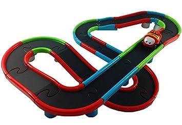 inside out toys magic track pista de carreras para coches de juguete para nios