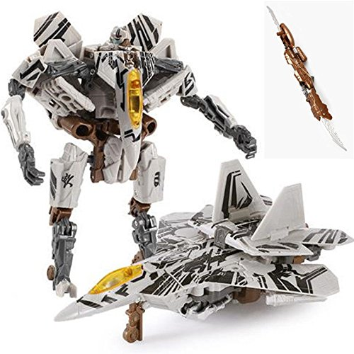 [ACTION Movie Transformers ROTF Voyager CLASS Starscream marvel Figure] (Transformer Costumes That Transforms)