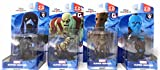 Disney Infinity: Marvel Super Heroes (2.0 Edition) Groot, Yondu, Ronan & Drax Figures Guardians Of The Galaxy - Not Machine Specific