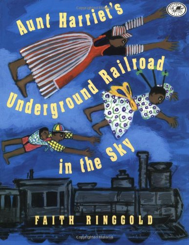 Image result for aunt harriet's underground railroad in the sky