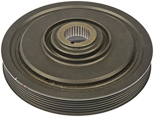 Dorman 594-267 Black Harmonic Balancer/Pulley Assembly ()