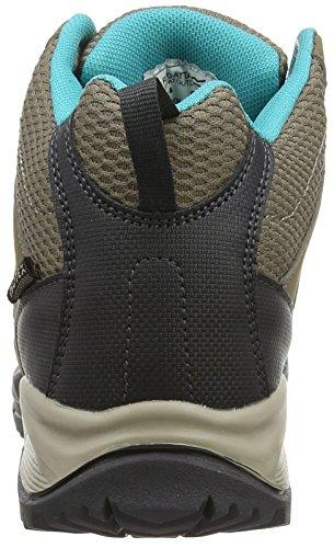 Hiking Boots Walnut Women's Lady Holcombe Ceramic Beige Rise High Mid Regatta WnBP1xgBq