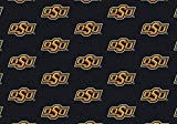 NCAA Team Repeat Rug - Oklahoma State Cowboys, 5'4'' x 7'8''