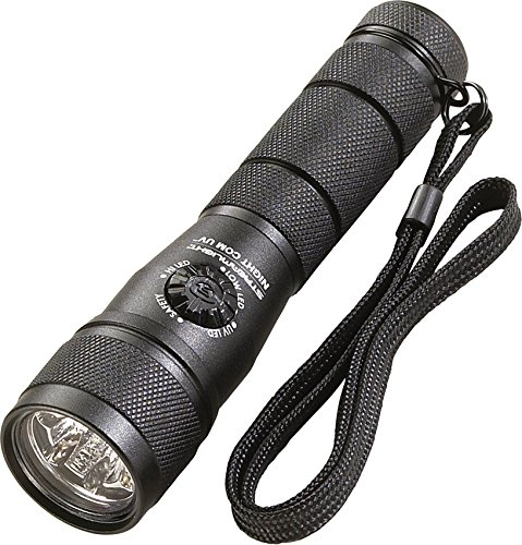 Streamlight 51046 Night Com UV LED Flashlight, - Uv Com