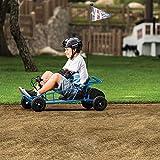 Razor 25143540 Kids Youth Single Rider Electric Car Go Kart Dune Buggy, Blue