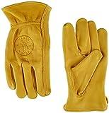 Klein Tools 40021 Cowhide Work Gloves, Medium
