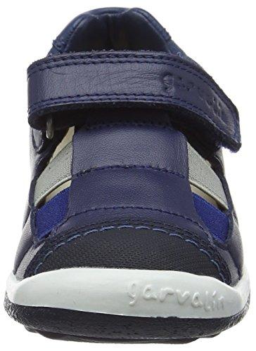 Garvalin 172453a - Zapatilla baja Niños Blue (Navy Y Jeans)