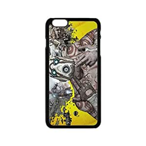 Strange robot Cell Phone Case for Iphone 6