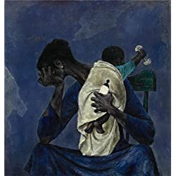 'Joseph Hirsch,Lynch Family,1946' Oil Painting, 18x19 Inch / 46x48 Cm ,printed On High Quality Polyster Canvas ,this Best Price Art Decorative Canvas Prints Is Perfectly Suitalbe For Bedroom Decoration And Home Decoration And Gifts