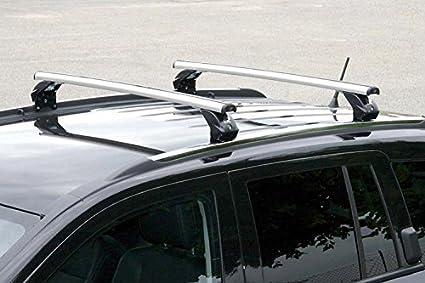 Aluminium DachtrÄger Prealpina Lp49 Mit Spezifischem Befestigungssatz Auto