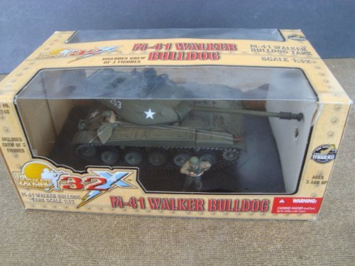 Used, The Ultimate Soldier 32x - M-42 WALKER BULLDOG TANK for sale  Delivered anywhere in USA