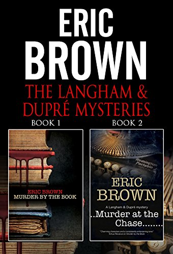 The Langham & Dupré Mysteries Omnibus: Books 1 and 2