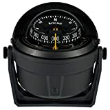 Ritchie B-81-WM Voyager Bracket Mount Compass Wheelmark Approved for Lifeboat & Rescue Boat Use
