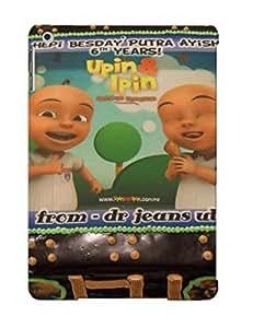 Chistmas' Gift - Cute Appearance Cover/tpu Wovhvz-521-rsevmiu Kek Chocolate Moist Case For Ipad Air