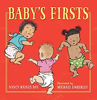 Book Cover: Baby's Firsts