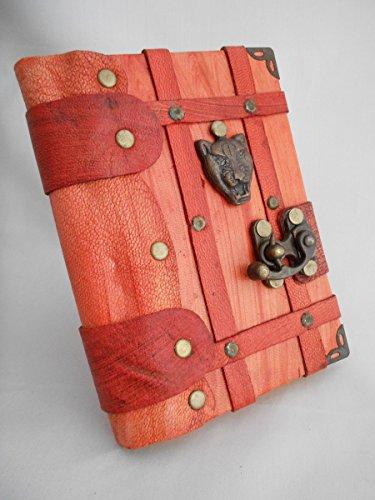 mini-leather-bound-journalhandmade-jaguar-emblem-leather-notebooksketchbookhandmade-leather-diarylea